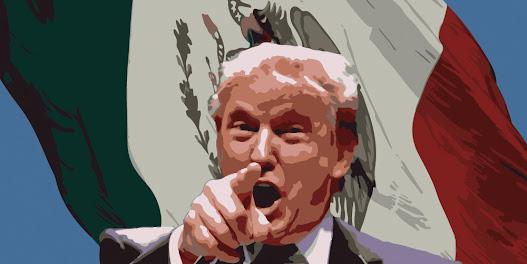 Trump vs México: no es un conflicto entre naciones