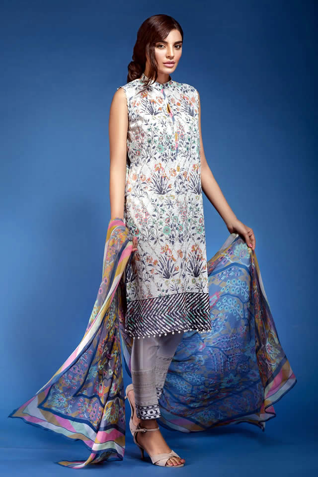 Khaddi Lawn Collection for Girls in 2016