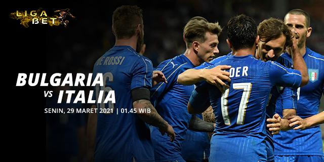 PREDIKSI PARLAY BULGARIA VS ITALIA