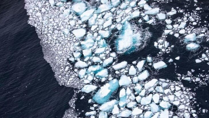 Esto se va a poner feo: se acaba de derretir el A68, el iceberg más grande del mundo