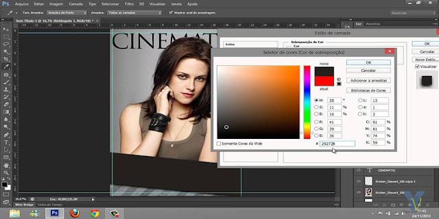 Cursos preparam o profissional para criar e tratar imagens