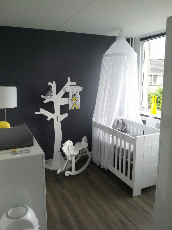 Babykamer Wit Grijs.Babykamer Wit Grijs Rsvhoekpolder