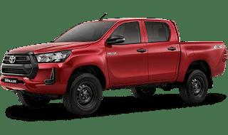 Toyota Hilux D Cabin E