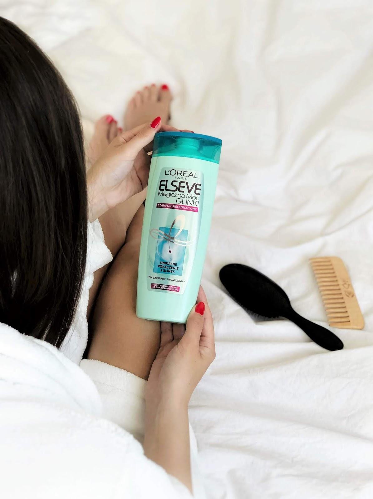 Mój ulubiony szampon do włosów przetłuszczających się