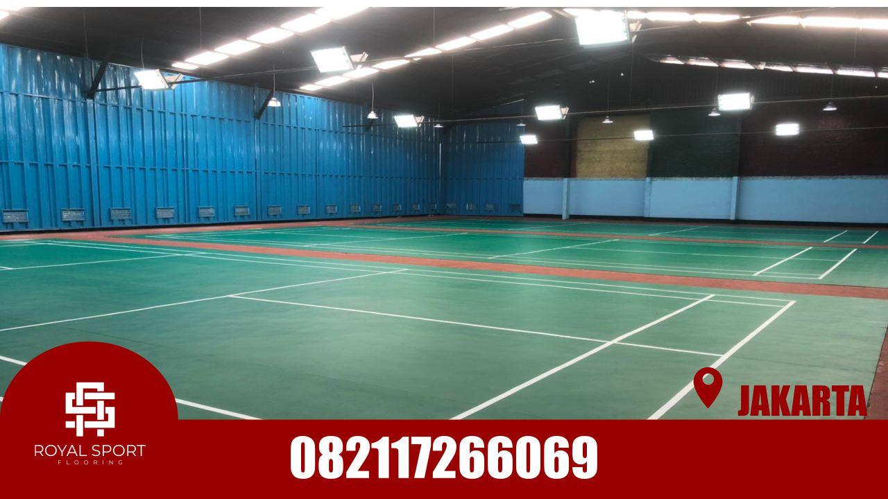Harga Karpet Badminton di Jakarta