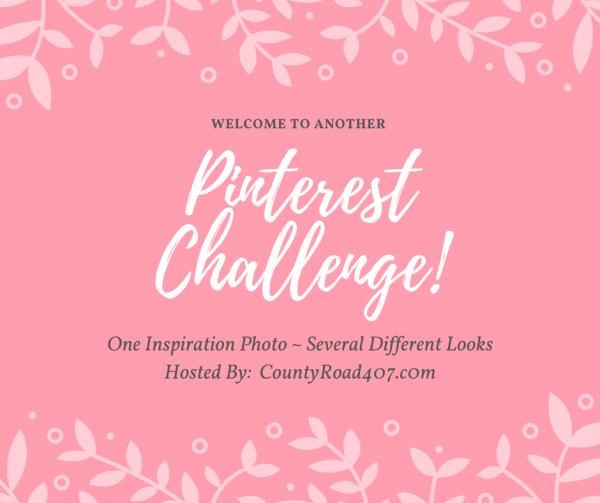 Pinterest challenge logo