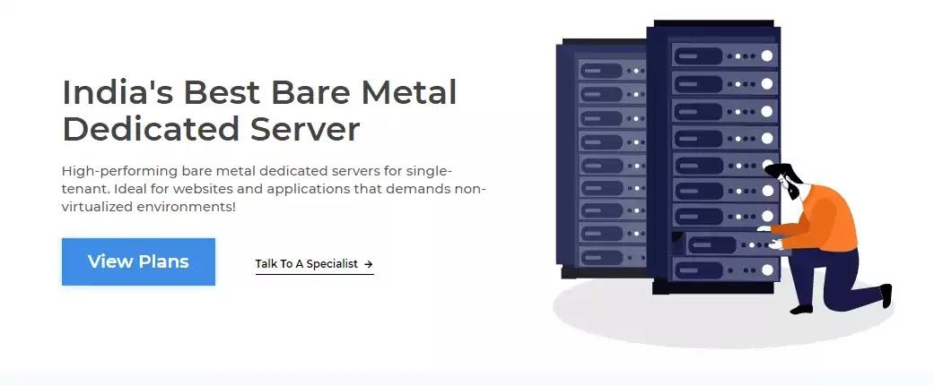 dedicated hosting milesweb