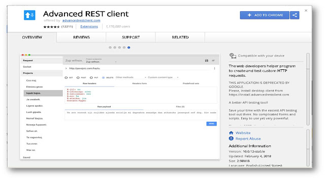 RESTful Web Services Tutorial 2 - Setting up a REST Client