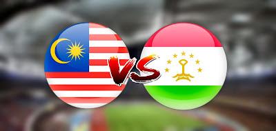 Live Streaming Malaysia vs Tajikistan Perlawanan Antarabangsa 9.11.2019