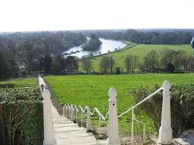 Richmond Park Surrey (England)