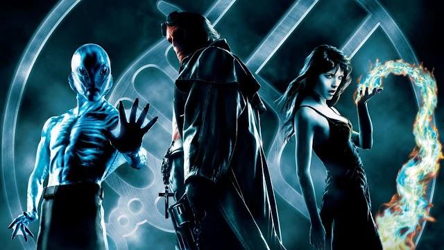 La visión de Guillermo del Toro sobre Hellboy