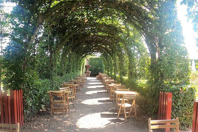 Muiderslot Castle Gardens