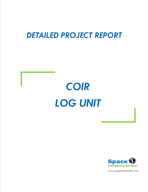 Project Report on Coir Log Unit