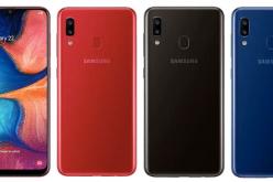 Harga Murah, Berikut Spesifikasi Samsung Galaxy A20