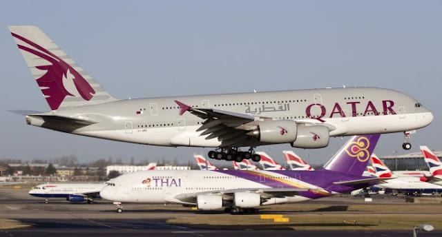 الخطوط الجوية القطرية تقرر تخفيض عدد الموظفين لديها بسبب كورونا