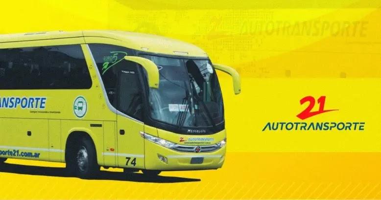 Horarios Autotransporte 21