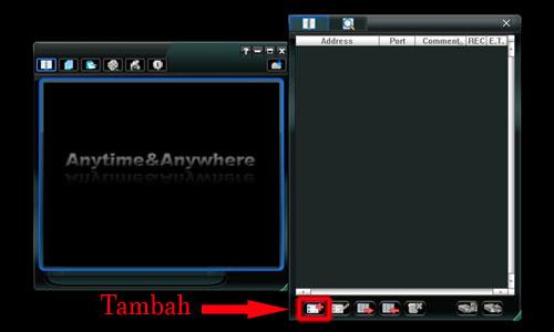 Cara Setting Aplikasi Video Viewer Avtech CCTV Di Komputer