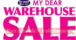 My Dear Warehouse Sale Selangor