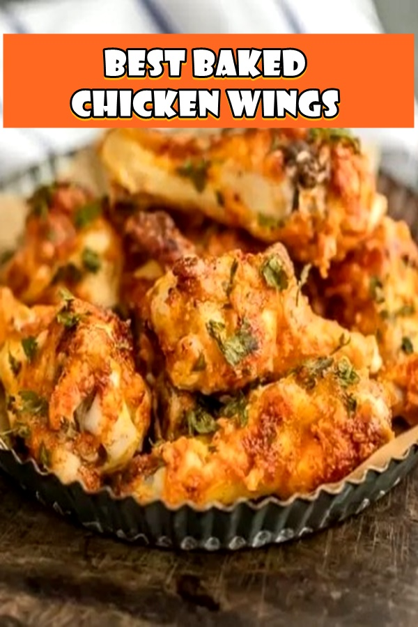 #Baked #Chicken #Wings
