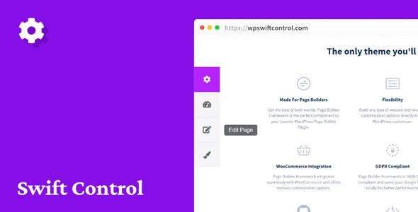 WP Swift Control PRO v1.3 Free Download