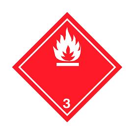 Class 3  Flammable Liquids , Dangerous Goods Classification