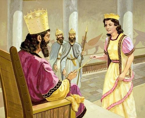 A rainha Ester nos dias de hoje
