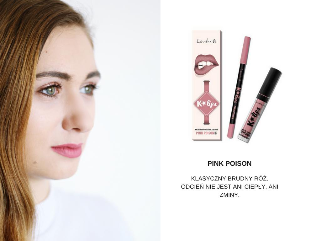 klips pink poison