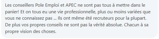 A quoi sert la LM ? Pôle emploi ni l'APEC ne le savent ! (RH qui vous veut du bien)