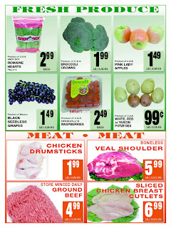 Lady York Foods Flyer June 19 – 25, 2017