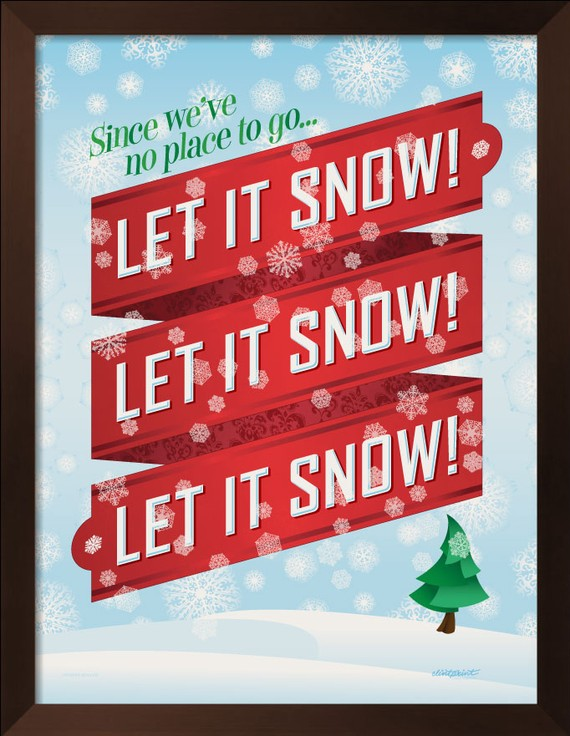 christmas poster - Poster Design Ideas