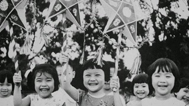 Ký ức tết trung thu ngày xưa trước năm 1975