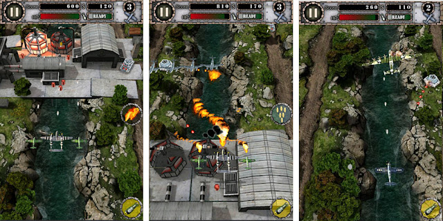 Download Air Attack HD Versi 1.5.1 Apk Mod Unlimited Money