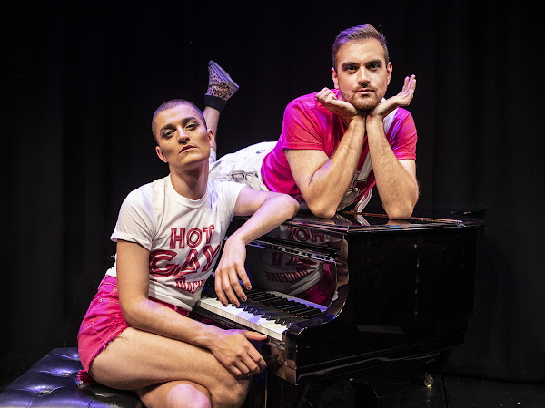 Hot Gay Time Machine, Trafalgar Studios | Review