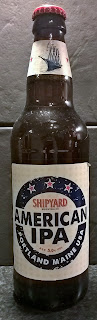 American IPA (Shipyard Brewing Co)