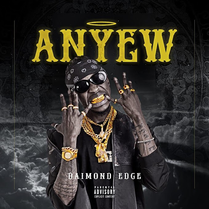 DAIMOND EDGE - ANYEW (EP) [DOWNLOAD]