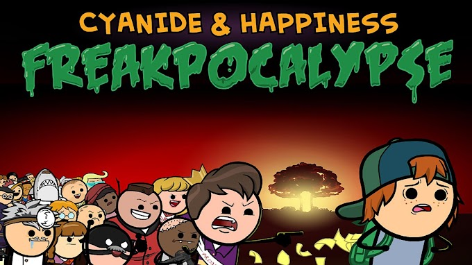 Cyanide & Happiness: Freakpocalypse Review | Hall Pass to Hell