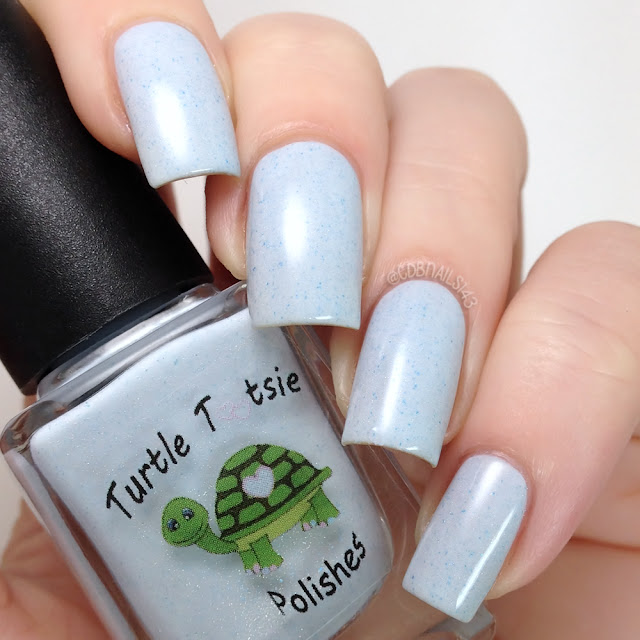 Turtle Tootsie Polishes-Fallen Ice Pellets