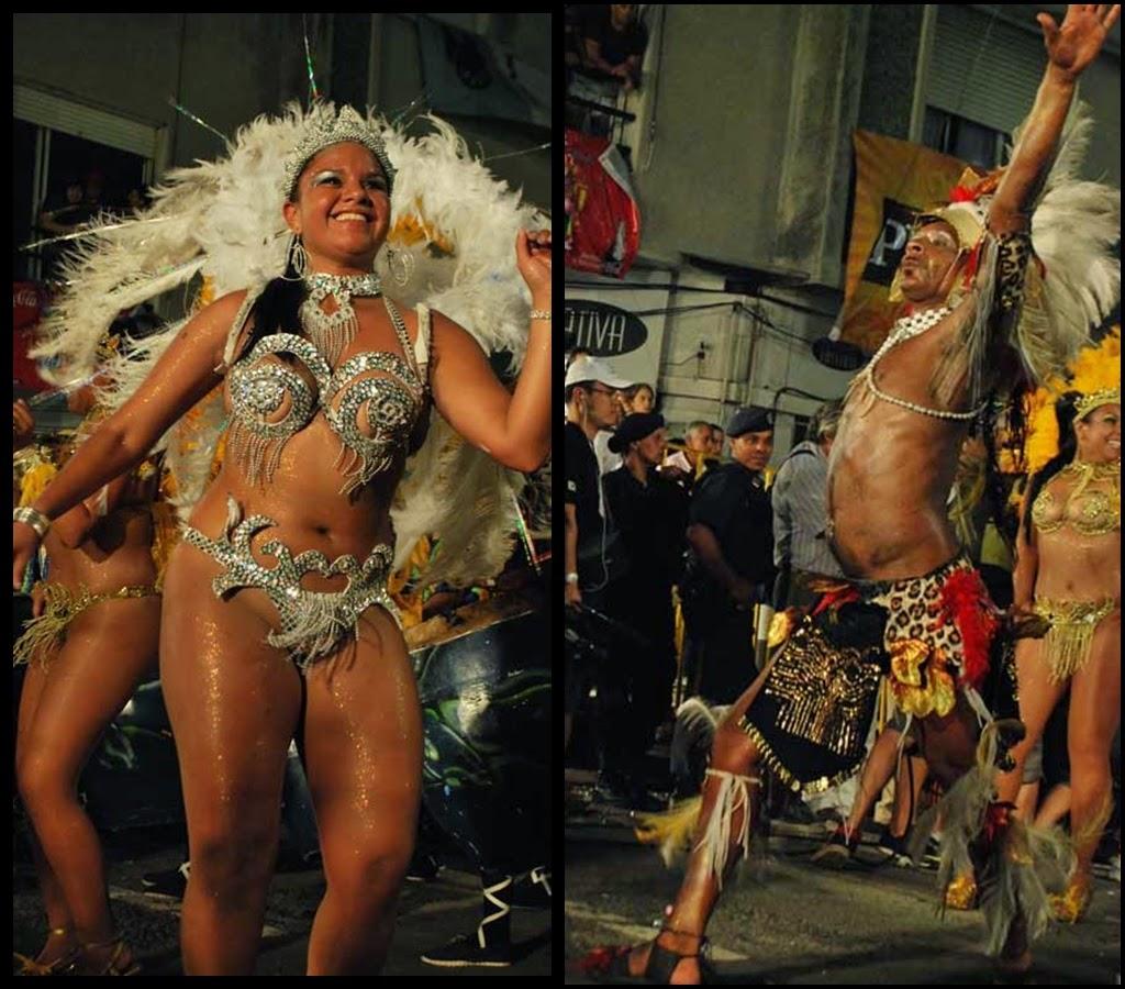 Desfile de Llamadas.La Jacinta. Montevideo. 2011.