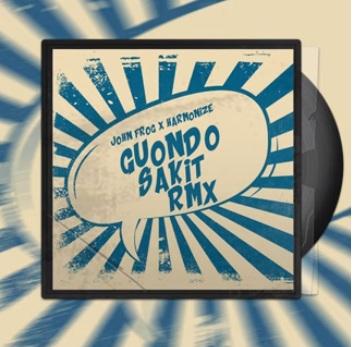 John Frog ft Harmonize – Guondo sakit Remix