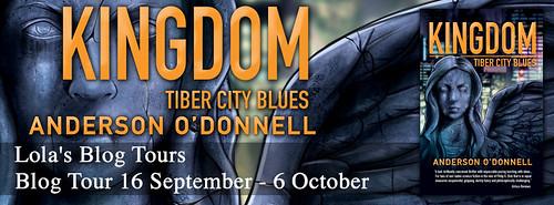 Kingdom Tiber City Blues banner