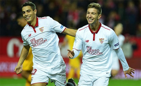 Dưới sự dẫn dắt của chiến lược gia Jorge Sampaoli, CLB Sevilla đang chơi rất thành công.