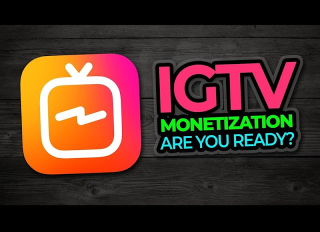 Monetize My Content On IGTV