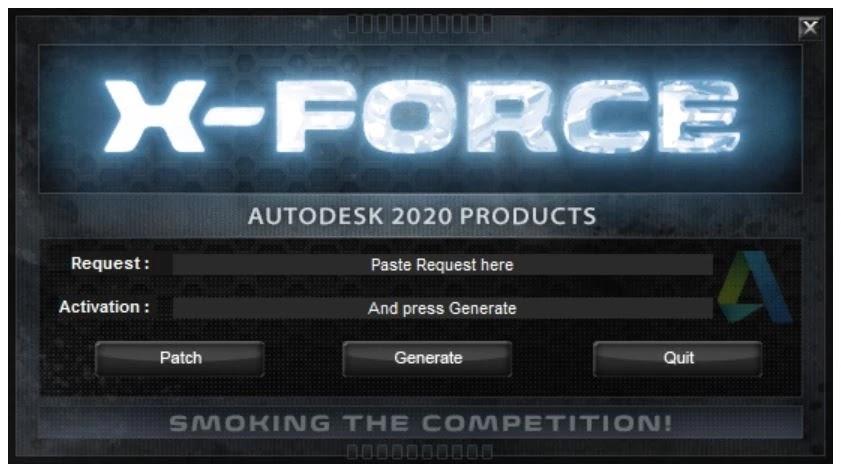 كراك برامج ومنتجات اوتوديسك 2020