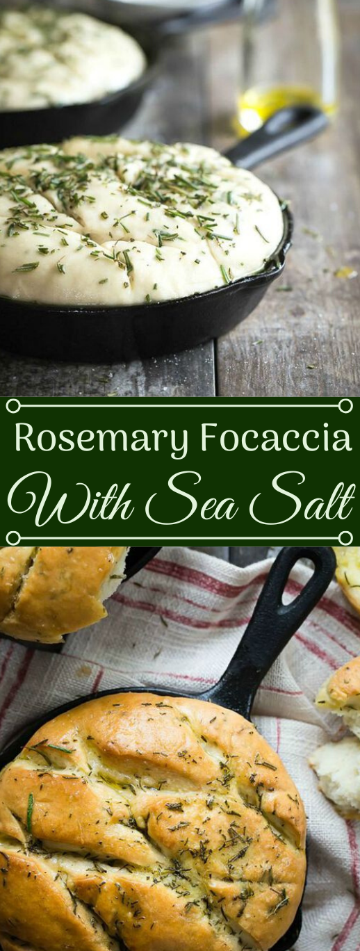 THE BEST ROSEMARY FOCACCIA BREAD #dinner #healthyrecipes #easy #recipes #yummy