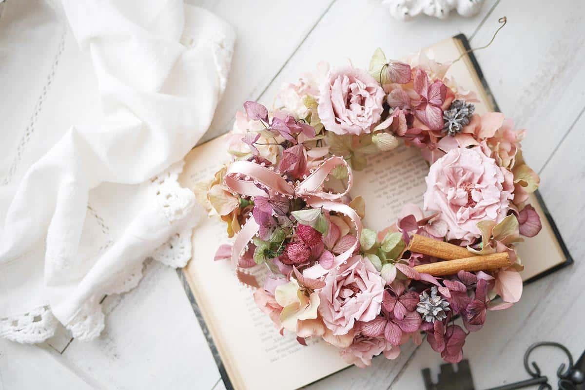 Coronas de flores para decorar + Sorteo1