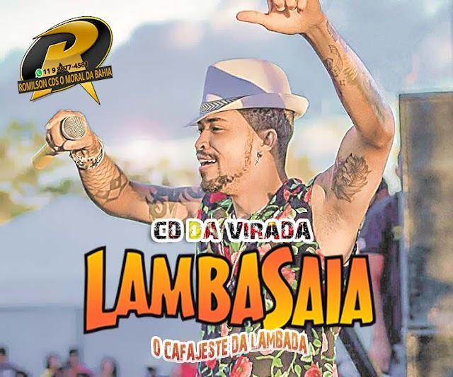 LAMBASAIA CD DA VIRADA PRA PAREDÃO