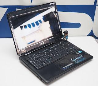 Jual laptop Asus K40i Second