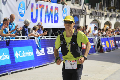 A Dream Fulfilled - UTMB 2019