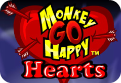 Monkey Go Happy Hearts Wa…