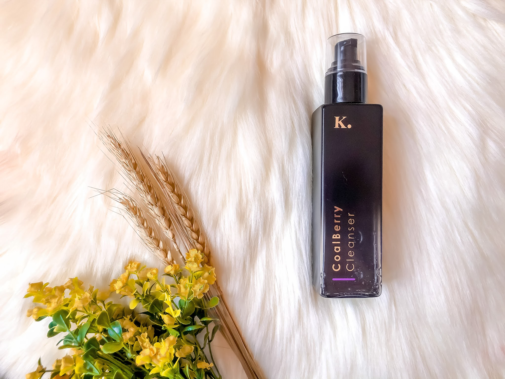 Kayman Beauty CoalBerry Cleanser
